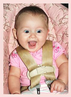 My beautiful niece laughing at her Momma... :o) #cute #sweet #baby #photography