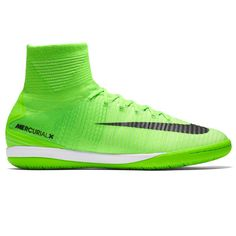 c4546a03b Nike MercurialX Proximo II Dynamic Fit IC - Wolf Grey White Pure  Platinum Laser Blue