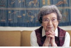 My favorite author from elementary school, Beverly Cleary.