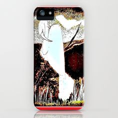 Struggling this morning but creativity is my motivation so I'm all good. Just me and my pencil doing what I love..... Dawning Dove iPhone & iPod Case by Christa Bethune Smith, Cabsink09 - $35.00
