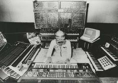 Klaus Schulze Studio 1