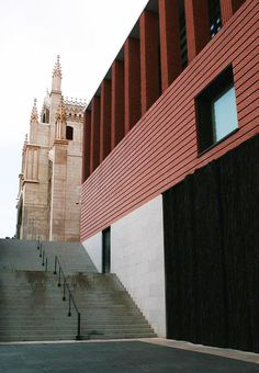Prado Museum Extension, Madrid Spain (1998-2007) | Rafael Moneo