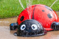 My Splash Pad Mobile Spray and Play Features