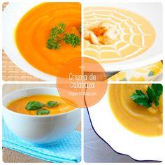 Recetas con calabaza Deli Food, Toddler Meals, Pumpkin Recipes, Soups And Stews, Healthy Lifestyle, Healthy Eating, Healthy Food, Food Porn, Veggies