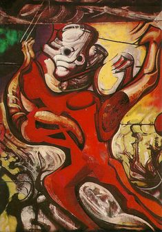 david-alfaro-siqueiros/the-march-of-humanity.