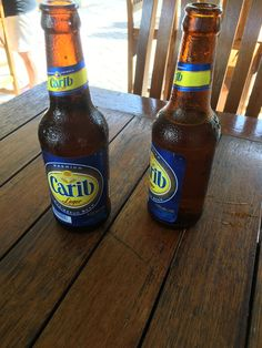 Carib at St Kitts