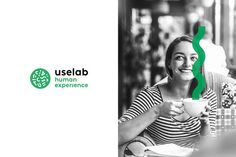 """flatstudio: """"Uselab Uselab is a strategy & consultancy company providing services in product design, service design, research, experience strategy & design, graphic design and IT development. Design Ios, Print Design, Logo Design, Employer Branding, Logo Branding, Logos, Identity Design, Visual Identity, Design Thinking"""