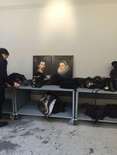 #Rundholz #Gallery2016 #newseason #fashion #Düsseldorf Foto: Dagmar Fischer
