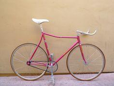 rare 3RENSHO aero PURSUIT track bike
