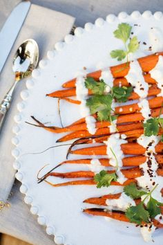 carrots elote style