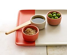 Heath Ceramic Appetizer Set