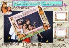 SPIRIT RIDING FREE Photocall, archivo digital, Spirit cabalgando libre Everything Is Fine, Boy Birthday Parties, Photo Booth, My Design, Free, Etsy, Art Prints, Spirit, Party Kit