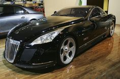 Maybach Exelero owned by Jay Z – MSRP $8,000,000 « CBS Atlanta