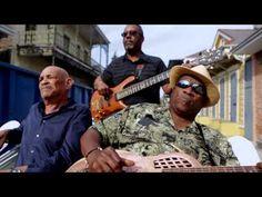 Watch Blues Legend Taj Mahal Serenade New Orleans On Horse-Drawn Carriage | L4LM
