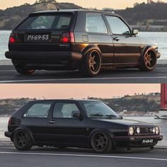 Golf Tips Irons Ball Position Code: 9724535466 Jetta Vr6, Volkswagen Golf Mk2, Golf Mk3, Rims For Cars, Amazing Cars, Cool Cars, Dream Cars, Super Cars, Classic Cars