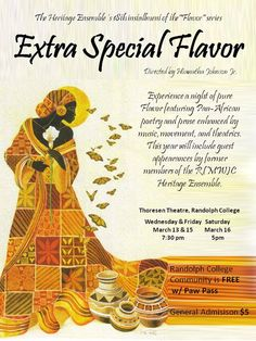 130313 RC Heritage Ensemble: EXTRA SPECIAL FLAVOR