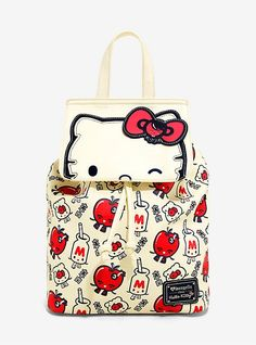d6fa6d87c8 Loungefly Sanrio x 64 Colors Hello Kitty Mini Backpack - BoxLunch  Exclusive