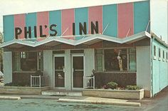 Phil's Inn, Port Clinton, Ohio.  Doesn't look like much, but the spaghetti sauce is heavenly.