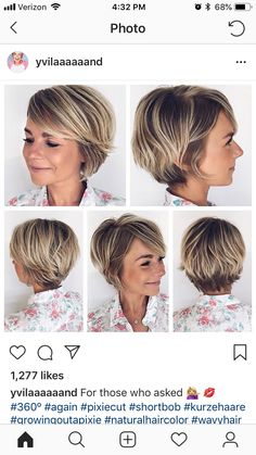 – Hair Styles 2019 The post – Hair Styles 2019 appeared first on Frisuren. Good Hair Day, Love Hair, Great Hair, Mom Hairstyles, Pretty Hairstyles, Short Hairstyles For Women, Corte Y Color, Haircut And Color, Hair Today