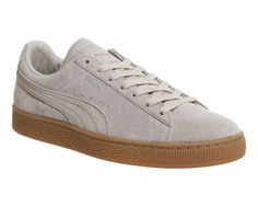 Puma, Suede Classic, Vintage Khaki Citi