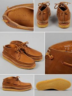 Rancourt & Co. Its like a Sperry boot..