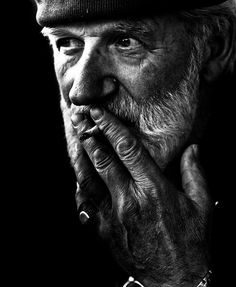 This is THE men of the sea. nice weathered old man.