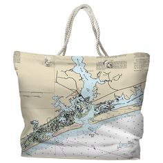 NC: Swansboro, NC Nautical Chart Tote Bag, Travel Themed Tote Bag, Map Tote Bag, Nautical Tote Bag by IslandGirlHome on Etsy https://www.etsy.com/listing/602301189/nc-swansboro-nc-nautical-chart-tote-bag
