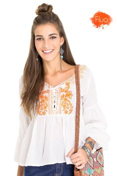 Camisa babado cintura | Dress to
