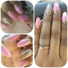 Nails on Pinterest | Almond Nails, Round Nails and Oval Nails