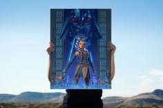 Rebel Resolve Lithograph by ACME Archives | Sideshow Fine Art Prints Star Wars Rebels, Sideshow Collectibles, Clone Wars, Archive, Fine Art Prints, Artwork, Work Of Art, Auguste Rodin Artwork, Art Prints