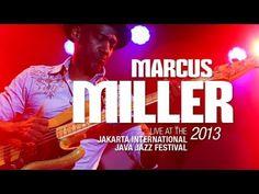 Marcus Miller Live at Java Jazz Festival 2013 #marcusmiller #javajazzfestival