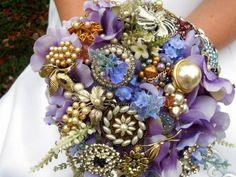 unusual jewelry table decorations for weddings - Google Search