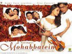 Cine Hindu En Español: MOHABBATEIN (sub. en español)