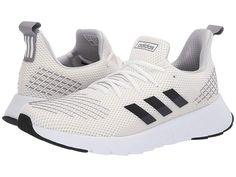 sports shoes c77c1 0f93c adidas Running Asweego Men s Shoes Footwear White Core Black Grey Three.  Schuhe Turnschuhe ...