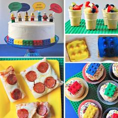 15 LEGO Themed Birthday Party Ideas  - LEGO Birthday Party - Canada  - SavvyMom.ca