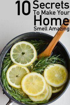 10 Completely Natural DIYs That Will Make Your Home Smell Amazing House Smell Good, House Smells, House Cleaning Tips, Diy Cleaning Products, Cleaning Hacks, Mason Jar Crafts, Mason Jar Diy, Dental, Bathroom Towel Storage