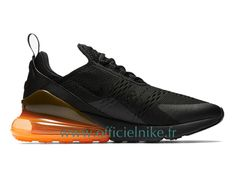 Homme Chaussure Officiel Nike Air Max 270 Orange Tonal AH8050-008 Air Max Sneakers, High Top Sneakers, Sneakers Nike, Nike Sportswear, Baskets, Nike Pas Cher, Nike Air Max Tn, Sport Nike, Air Max 270