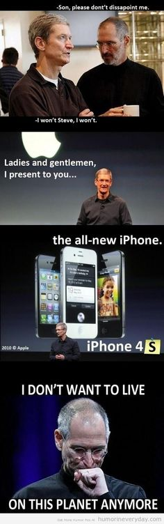 Tim cook you disappoint me