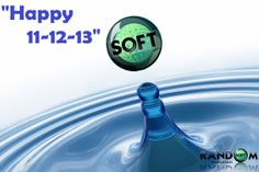 "Let's celebrate 11-12-13 with Random Soft Solution  ""Happy 11-12-13"" Have a Great & Nice Day"