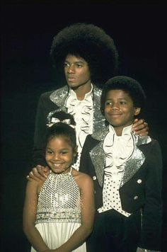 Michael, Randy, and Janet :)