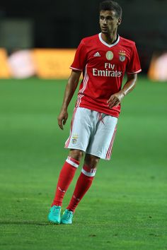 Benfica's forward Rui Fonte during the Pre Season match between SL Benfica and Vitoria Setubal at Estadio do Algarve on July 14, 2016 in Faro, Portugal.