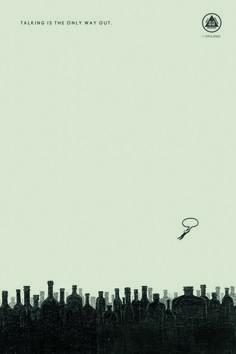 Skyline, Iceberg, Dunes (Balões) 2 BRONZE (OUTDOOR / CANNES 2016) | Clube de Criação   Agência: J.Walter Thompson Brasil Título: Balões Anunciante: Alcoólicos Anônimos Produto: Institucional CCO: Ricardo John, Rodrigo Grau ECD: Humberto Fernandez Diretor de Criação: Mariana Borga Diretor de Arte: Erico Braga Redator: Felipe Ribeiro