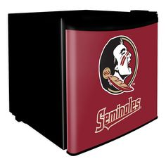 Use this Exclusive coupon code: PINFIVE to receive an additional 5% off the Florida State Seminoles Dorm Room Refrigerator at SportsFansPlus.com