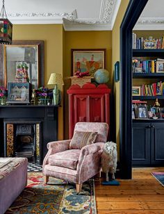 Palmer House, English Cottage Style, English Decor, London House, Living Spaces, Living Room, Love Your Home, Interior Design Inspiration, Great Rooms