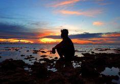.  Location: Pulau Tidung - Kepulauan Seribu . Waiting for perfect moment. Alhamdulilah.. . IF: @yusuf_4783 . - - - - - - - - - - - - - - - - - - - - - #pulautidung #tidungisland #visitindonesia #wonderfulindonesia #wisataindonesia #sunset #landscape #landscapephotography #nature #naturephotography #photooftheday #instaindonesia #indonesia_paradise #indoflashlight #paradise #parapejalan #likeforlike #traveler #instagram #igram #landscaper