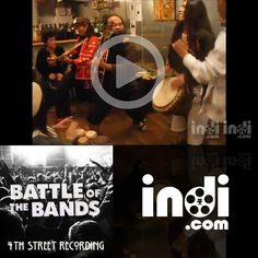 Vote for the Battle of the Bands - video entry at Indi.com. Music Jam, 4th Street, Indie Music, Mickey Mouse, Disney Characters, Fictional Characters, Battle, Bands, Challenges