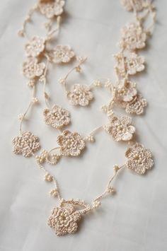 画像4: A トゥーオヤの小花ラリエット