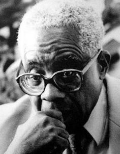 (Martinique) Aimé Césaire the father of French African awareness