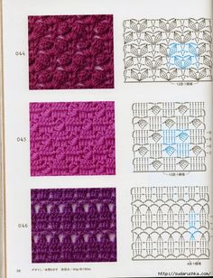 http://crochet103.blogspot.com.br/2014/07/patterns.html