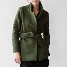 Madeline Jacket - Green